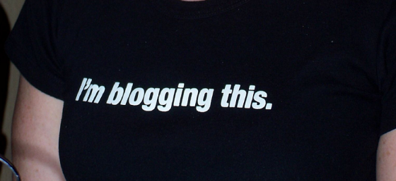 No I'm Blogging This by Andre Charland