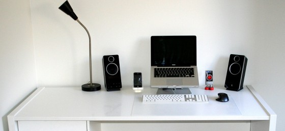 My Desk by tdm911 from Flickr