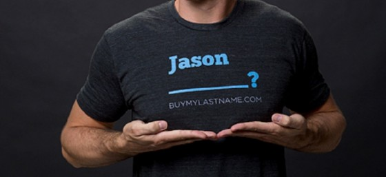 What Will Jason's New Last Name Be? (Used with permission from jasonsadler.com)