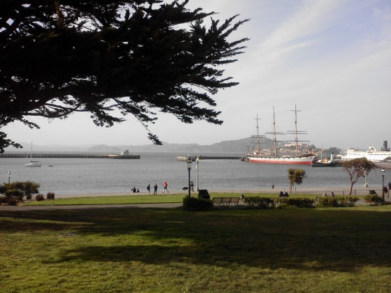 Picture from my Walk in San Fransicso