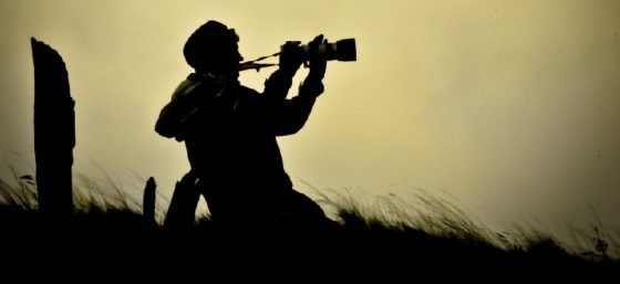 Photographer by Robert Cooke from Flickr (Creative Commons License)