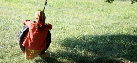Tire Swing by RichardBowen from Flickr (Creative Commons License)