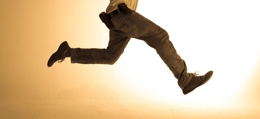 """""""Leap"""" by Sabrina C from Flickr (Creative Commons License)"""