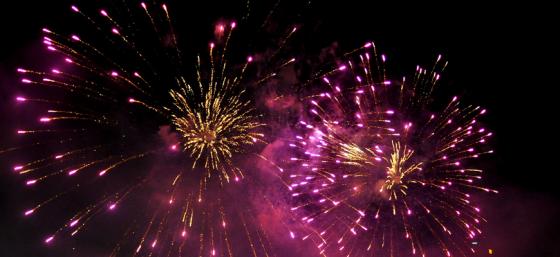 Happy New Year 2010! by Eustaquio Santimano