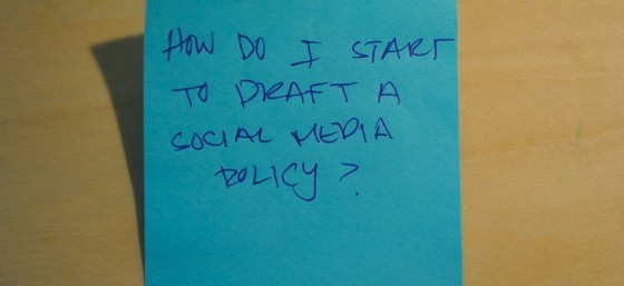 Social Media Policy: How To Write It by cambodia4kidsorg from Flickr