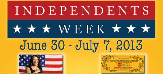 Carter Law Firm Independents Week 2013