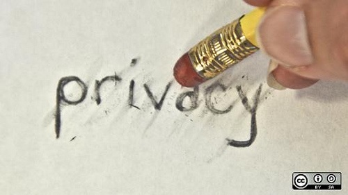 Facebook: The privacy saga continues by opensourceway from Flickr (Creative Commons License)