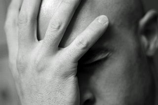 Facepalm by Brandon Grasley from Flickr (Creative Commons License)