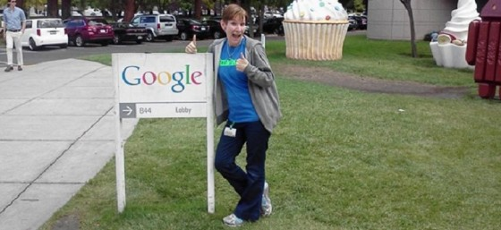 I Made the Pilgrimage to the Google 'Plex in 2013!