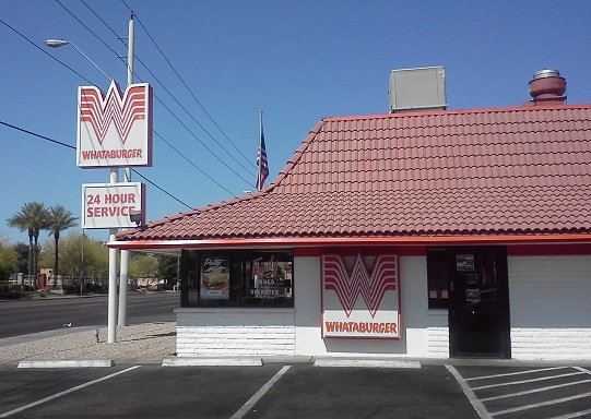 My Neighborhood Whataburger