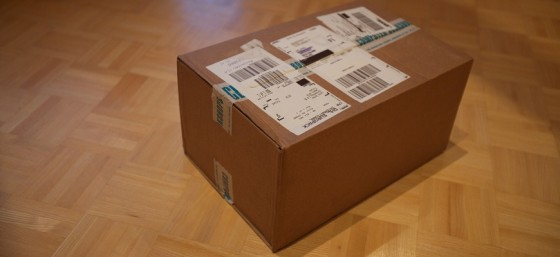 Our Books Arrive by Jarkko Laine from Flickr (Creative Commons License)