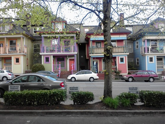 Portland, OR - Where no two houses are the same.