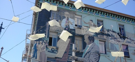 Awesome 3D Art in San Francisco