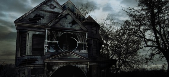 Haunted House by barb_ar from Flickr (Creative Commons License)