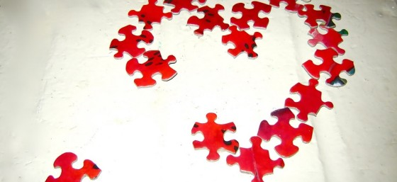 Puzzle by Andreanna Moya Photography from Flickr (Creative Commons License)