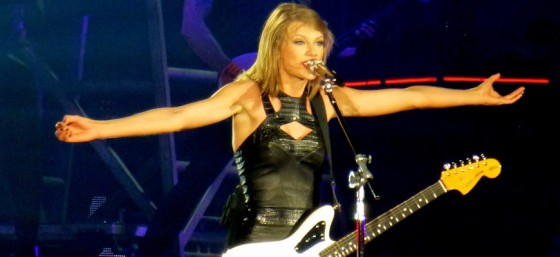 Taylor Swift 092 by GabboT from Flickr (Creative Commons License)