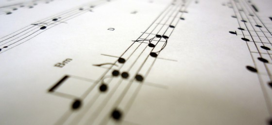 Music by Brandon Giesbrecht from Flickr (Creative Commons License)