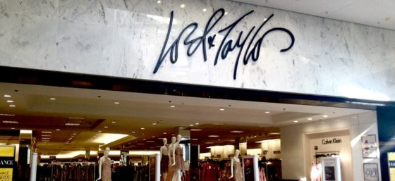 Lord & Taylor by Mike Mozart from Flickr (Creative Commons License)